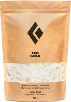 Black Diamond Eco Gold Rock Climbing Chalk, 100g