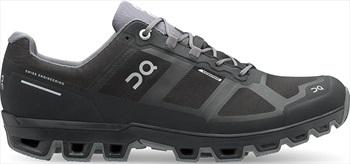 On Cloudventure Waterproof Women's Running Shoes, UK 7.5 Black/Graphit