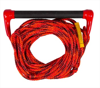 Jobe Transfer Water Ski Rope and Handle Combo, 60ft Red 2021