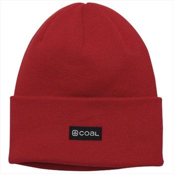 Coal Carson Snowboard/Ski Beanie, One Size Red