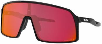 Oakley Sutro Prizm Snow Torch Sunglasses, M Polished Black