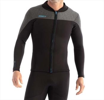 Jobe Toronto 2mm Wetsuit Jacket, M Black Grey 2021