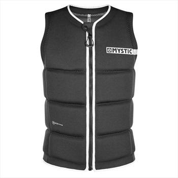 Mystic Brand Wakeboard Impact Vest, XL Black 2021