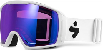 Sweet Protection Clockwork Ski/Snowboard Goggles, O/S Satin White