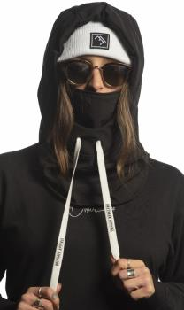Brethren Apparel Storm Hood Ski/Snowboard Face Mask, Undercover