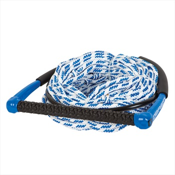 O'Brien Floating Poly-E Wakeboard Combo, 4 Sect Blue