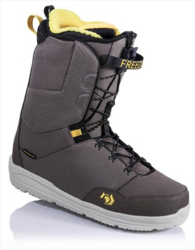 Northwave Freedom SL Snowboard Boots, UK 8.5 Brown 2019