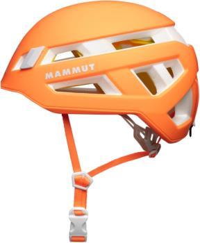Mammut Nordwand MIPS Rock Climbing Helmet, 52-57cm Orange