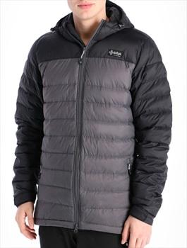 Kilpi Svalbard Insulated Down Jacket, M Dark Grey