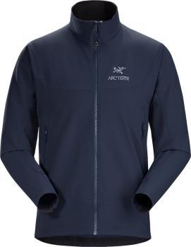 Arcteryx Men's Gamma LT Men's Softshell Jacket, M Cobalt Moon