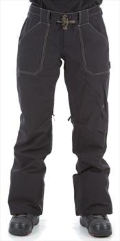 Burton Veazie Pants Women's Ski/Snowboard Trousers, S Black