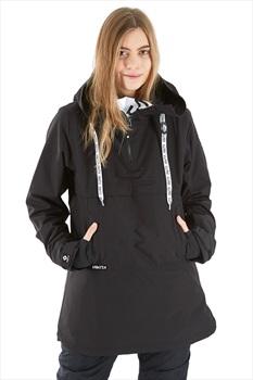 Nikita Hemlock Insulated Women's Snowboard/Ski Jacket, S Black