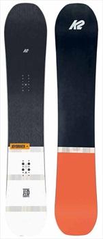 K2 Joy Driver Positive Camber Snowboard, 162cm