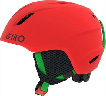 Giro Launch Kids Ski/Snowboard Helmet, XS Bright Red