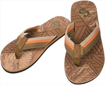 Sinner Manado Men's Flip Flops, UK 7.5 / EU 41 Brown/Light Brown