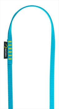 Edelrid Tech Web Sling Rock Climbing Sling 120cm X 12mm Blue