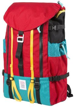 Topo Designs Mountain Pack Backpack/Rucksack, 37L Red