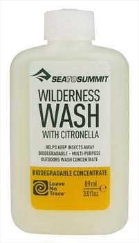 Sea to Summit Citronella Wilderness Wash Liquid Travel Soap, 89ml