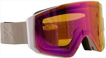 Anon Womens Clutch Pink, Sonar Pink Women's Ski/Snowboard Goggles, M