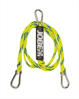 Jobe 8 Ft Watersports Bridle Without Pulley, 2 Rider Yellow 2020