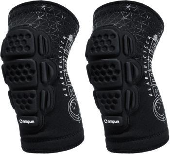Amplifi Buffer Ski/Snowboard Elbow Pads, S Black
