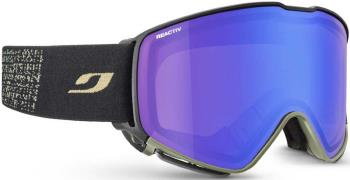 Julbo Quickshift 4S Reactiv Blue Snowboard/Ski Goggles L Black/Green