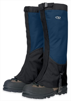 Outdoor Research Verglas Pertex High Top Boot Gaiters, M Abyss