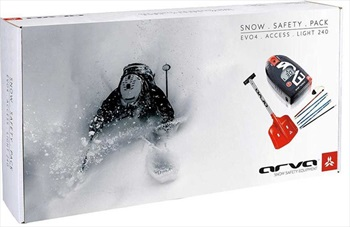 Arva Snow Safety Evo4 + Access + Light Probe Safety Box