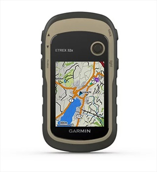 Garmin ETrex® 32x GPS W/ Birds Eye Select Handheld Worldwide Sat Nav