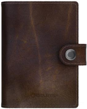 Led Lenser Lite Wallet Travel Case/LED Torch, 150 Lms Vintage Brown