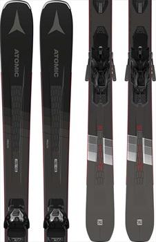 Atomic Vantage 79 Ti Warden MNC 13 DT Skis, 171cm Jet Black 2020