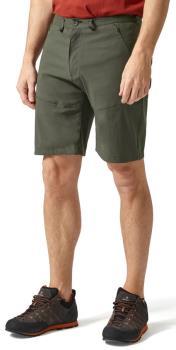 "Craghoppers Kiwi Pro Walking/Hiking Shorts, 30"" Dark Khaki"
