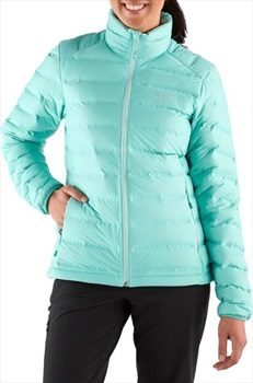 Mountain Hardwear StretchDown Jacket Women's Insulated, XS Spruce Blue