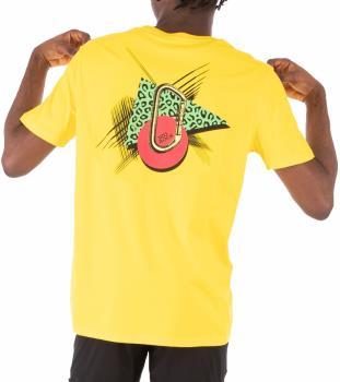 3rd Rock Adult Unisex Mens Biner There T-Shirt Organic Cotton Tee, L Custard