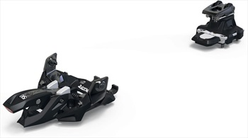 Marker Alpinist 12 Ski Touring Bindings, Black/Titanium