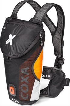 Coxa Carry R5 Backpack Hydration For Skiing / Running, Orange Black
