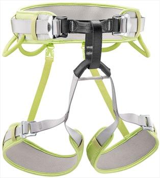 Petzl Adult Unisex Corax Rock Climbing Harness, Size 2 Green