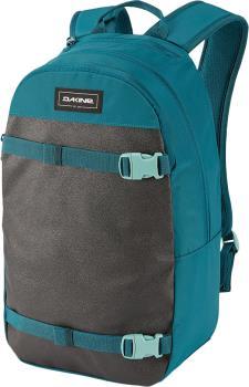 Dakine Urban Mission Backpack/Day Pack, 22L Digital Teal