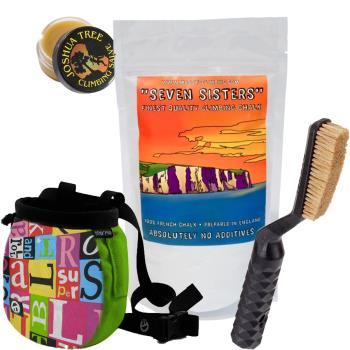 Absolute The Essentials Climbing Gift Set, 4 Item Set Popy