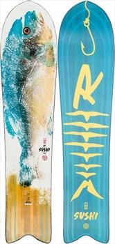 Rossignol XV Sushi LF Hybrid Camber Snowboard, 144cm 2020