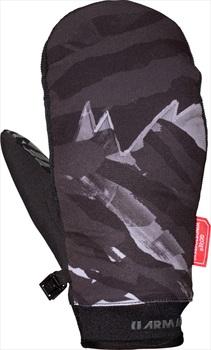 Armada Carmel Mitt Ski/Snowboard Mitt, M Black Tiger Ween
