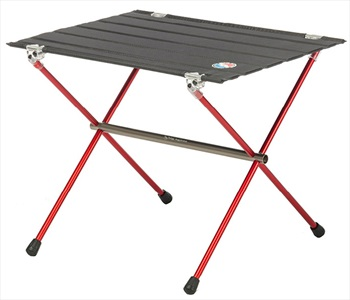 Big Agnes Woodchuck Ultralight Backpacking Table, Asphalt
