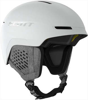 Scott Track Plus Ski/Snowboard Helmet, S White