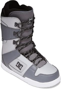 DC Phase Lace Snowboard Boots, UK 10.5 Grey 2022