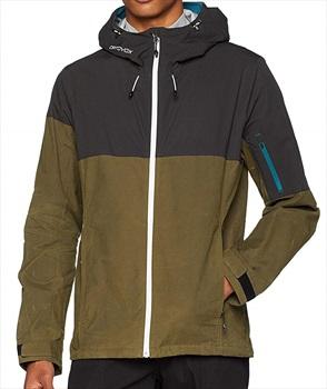 Ortovox Corvara Jacket Waterproof Alpine Shell XL Olive