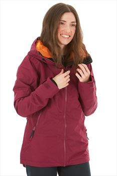 Wearcolour Cake Women's Ski/Snowboard Jacket S Tibetan Red