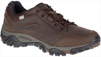 Merrell Moab Adventure Lace Waterproof Walking Shoes UK 7.5 Dark Earth