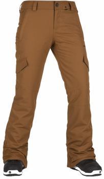 Volcom Bridger Insulated Women's Snowboard/Ski Pants M Copper