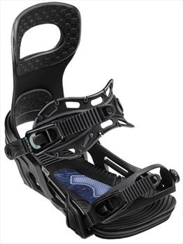 Bent Metal Joint Snowboard Bindings, S Black 2020