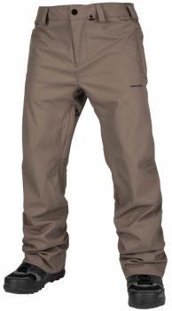 Volcom Adult Unisex Freakin Snow Chino Snowboard/Ski Pants, S Teak